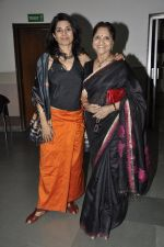 Mita Vashisht, Sarita Joshi at the Special screening of NFDC_s Gangoobai in NFDC, Worli Mumbai on 8th Jan 2013 (37).JPG