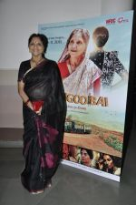 Sarita Joshi at the Special screening of NFDC_s Gangoobai in NFDC, Worli Mumbai on 8th Jan 2013 (2).JPG