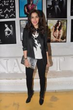 Sophie Chaudhary at Dabboo Ratnani Calendar launch in Olive, Bandra, Mumbai on 8th Jan 2013 (157).JPG