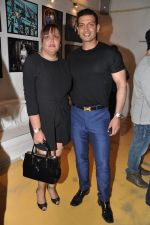 Timmy Narang at Dabboo Ratnani Calendar launch in Olive, Bandra, Mumbai on 8th Jan 2013 (135).JPG