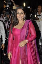 Vidya Balan at Dabboo Ratnani Calendar launch in Olive, Bandra, Mumbai on 8th Jan 2013 (17).JPG