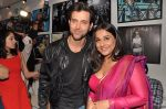 Vidya Balan, Hrithik Roshan at Dabboo Ratnani Calendar launch in Olive, Bandra, Mumbai on 8th Jan 2013 (126).JPG