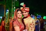 Vivian Dsena and Vahbbiz Dorabjee at Vivian Dsena and Vahbbiz Dorabjee Marriage in Mumbai on 8th Jan 2013 (22).jpg