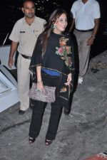 Farah Ali Khan at Hrithik_s yacht party in Mumbai on 9th Jan 2013 (192).JPG