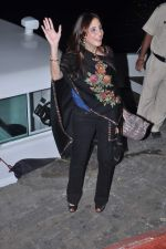 Farah Ali Khan at Hrithik_s yacht party in Mumbai on 9th Jan 2013 (193).JPG