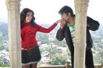 Sheetal Shah and Harshvardhan Joshi for some movie song picturization (10).JPG