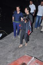 Surily Goel at Hrithik_s yacht party in Mumbai on 9th Jan 2013 (221).JPG