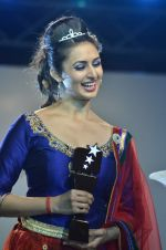 Divyanka Tripathi at Telly Calendar launch in Lalit Hotel, Mumbai on 10th Jan 2013 (78).JPG