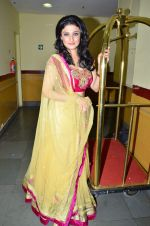 Ragini Khanna at Telly Calendar launch in Lalit Hotel, Mumbai on 10th Jan 2013 (58).JPG