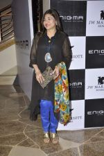 Alka Yagnik at Relaunch of Enigma hosted by Krishika Lulla in J W Marriott, Mumbai on 11th Jan 2013 (257).JPG