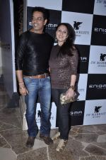 Anup Soni, Juhi babbar at Relaunch of Enigma hosted by Krishika Lulla in J W Marriott, Mumbai on 11th Jan 2013 (21).JPG