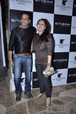 Anup Soni, Juhi babbar at Relaunch of Enigma hosted by Krishika Lulla in J W Marriott, Mumbai on 11th Jan 2013 (22).JPG
