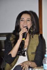 Ira Dubey at the graveyard shift book launch in Kitab Mahal, Mumbai on 11th Jan 2013 (40).JPG