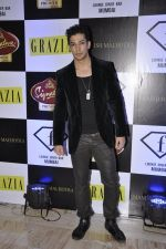 Muzammil Abrahim at Manish Malhotra event in F bar, Mumbai on 11th Jan 2013 (63).JPG