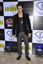 Muzammil Abrahim at Manish Malhotra event in F bar, Mumbai on 11th Jan 2013 (65).JPG