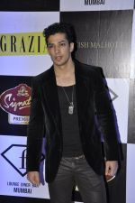 Muzammil Abrahim at Manish Malhotra event in F bar, Mumbai on 11th Jan 2013 (67).JPG