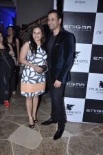 Rohit Roy at Relaunch of Enigma hosted by Krishika Lulla in J W Marriott, Mumbai on 11th Jan 2013 (42).JPG