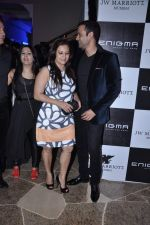 Rohit Roy at Relaunch of Enigma hosted by Krishika Lulla in J W Marriott, Mumbai on 11th Jan 2013 (46).JPG