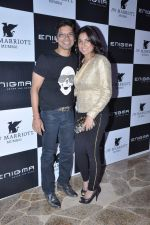 Shaan at Relaunch of Enigma hosted by Krishika Lulla in J W Marriott, Mumbai on 11th Jan 2013 (106).JPG