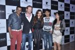 Shama Sikander, Alexx O Neil, Siddharth Kannan at Relaunch of Enigma hosted by Krishika Lulla in J W Marriott, Mumbai on 11th Jan 2013 (84).JPG