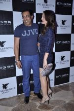 Vindu Dara Singh, Dina Umarova at Relaunch of Enigma hosted by Krishika Lulla in J W Marriott, Mumbai on 11th Jan 2013 (80).JPG