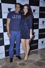 Vindu Dara Singh, Dina Umarova at Relaunch of Enigma hosted by Krishika Lulla in J W Marriott, Mumbai on 11th Jan 2013 (82).JPG