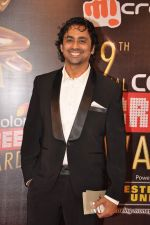 Anuj Saxena at Screen Awards red carpet in Mumbai on 12th Jan 2013 (202).JPG