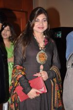 Alka Yagnik at Lata Mangeshkar_s music label launch in Mumbai on 13th Jan 2013 (90).JPG