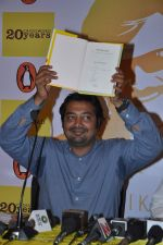 Anurag Kashyap launches book Rajnikant in Mumbai on 13th Jan 2013 (18).JPG