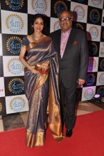 Sridevi, Boney Kapoor at Lata Mangeshkar_s music label launch in Mumbai on 13th Jan 2013 (40).JPG
