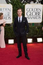 on the red carpet of Golden Globes on 13th Jan 2013 (51).jpg