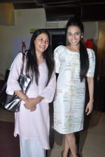 Deepti Farooque, Swara Bhaskar at the promotions of Listen Amaya in PVR, Mumbai on 15th Jan 2013 (17).JPG