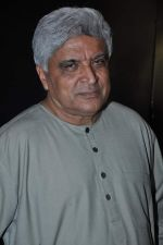 Javed Akhtar at Radio Mirchi music awards jury meet in J W Marriott, Mumbai on 15th Jan 2013 (1).JPG