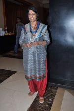 Kavita Krishnamurthy at Radio Mirchi music awards jury meet in J W Marriott, Mumbai on 15th Jan 2013 (17).JPG