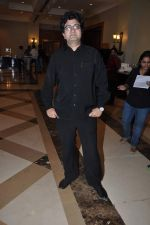 Parsoon Joshi at Radio Mirchi music awards jury meet in J W Marriott, Mumbai on 15th Jan 2013 (12).JPG