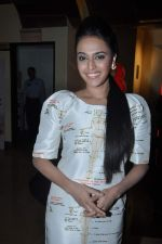 Swara Bhaskar at the promotions of Listen Amaya in PVR, Mumbai on 15th Jan 2013 (24).JPG