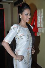 Swara Bhaskar at the promotions of Listen Amaya in PVR, Mumbai on 15th Jan 2013 (31).JPG