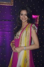 Aamna Sharif at Ravi Adhikari and Rubaina_s sangeet ceremony in Novotel, Mumbai on 16th Jan 2013 (39).JPG