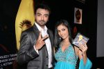 Akash Singh, Shilpa Anand  at the Audio release of Bloody Isshq in Mumbai on 16th Jan 2013 (37).JPG