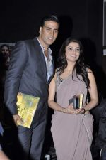 Akshay Kumar, Kajal Aggarwal at Special 26 film music launch in Eros,  Mumbai on 16th Jan 2013 (4).JPG