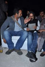 Anurag Kashyap, Vishal Bharadwaj at Ekta Kapoor_s Ek Thi Daayan Trailor launch in Filmcity, Mumbai on 16th Jan 2013 (14).JPG