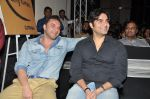 Arbaaz Khan and Sohail Khan at Being Human Launch in Sofitel, Mumbai on 17th Jan 2013 (45).JPG