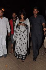 Ekta Kapoor seek blessings at Siddhivinayak at 4.30 am in Mumbai on 15th Jan 2013 (25).JPG