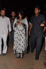 Ekta Kapoor seek blessings at Siddhivinayak at 4.30 am in Mumbai on 15th Jan 2013 (26).JPG