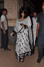 Ekta Kapoor seek blessings at Siddhivinayak at 4.30 am in Mumbai on 15th Jan 2013 (27).JPG