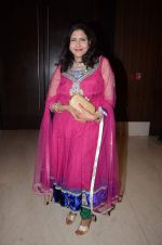 Kanchan Adhikari at Ravi Adhikari and Rubaina_s sangeet ceremony in Novotel, Mumbai on 16th Jan 2013 (51).JPG
