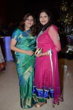 Kanchan Adhikari at Ravi Adhikari and Rubaina_s sangeet ceremony in Novotel, Mumbai on 16th Jan 2013 (52).JPG