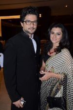Riddhi Dogra, Rakesh Bapat at Ravi Adhikari and Rubaina_s sangeet ceremony in Novotel, Mumbai on 16th Jan 2013 (85).JPG