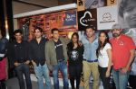 Salman Khan, Arbaaz Khan, Sohail Khan, Arpita Khan, Alvira Khan, Atul Agnihotri at Being Human Launch in Sofitel, Mumbai on 17th Jan 2013 (66).JPG