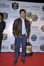 Varun Dhawan at Lions Gold Awards in Mumbai on 16th Jan 2013 (38).JPG